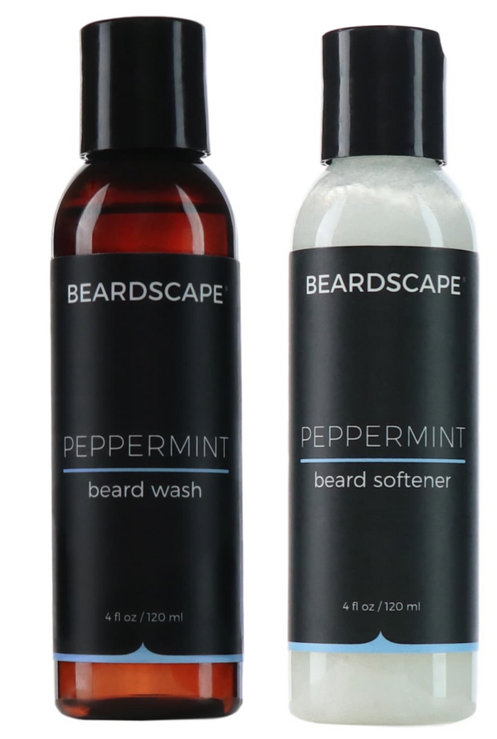 Cleansed Beard Kit - BeardScape Co