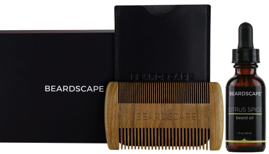 Beard Comb Starter Kits - BeardScape Co