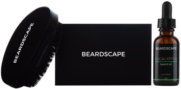 Beard Brush Starter Kits - BeardScape Co