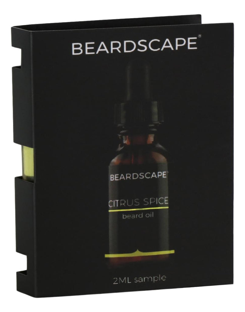 BEARD OIL SAMPLE - BeardScape Co
