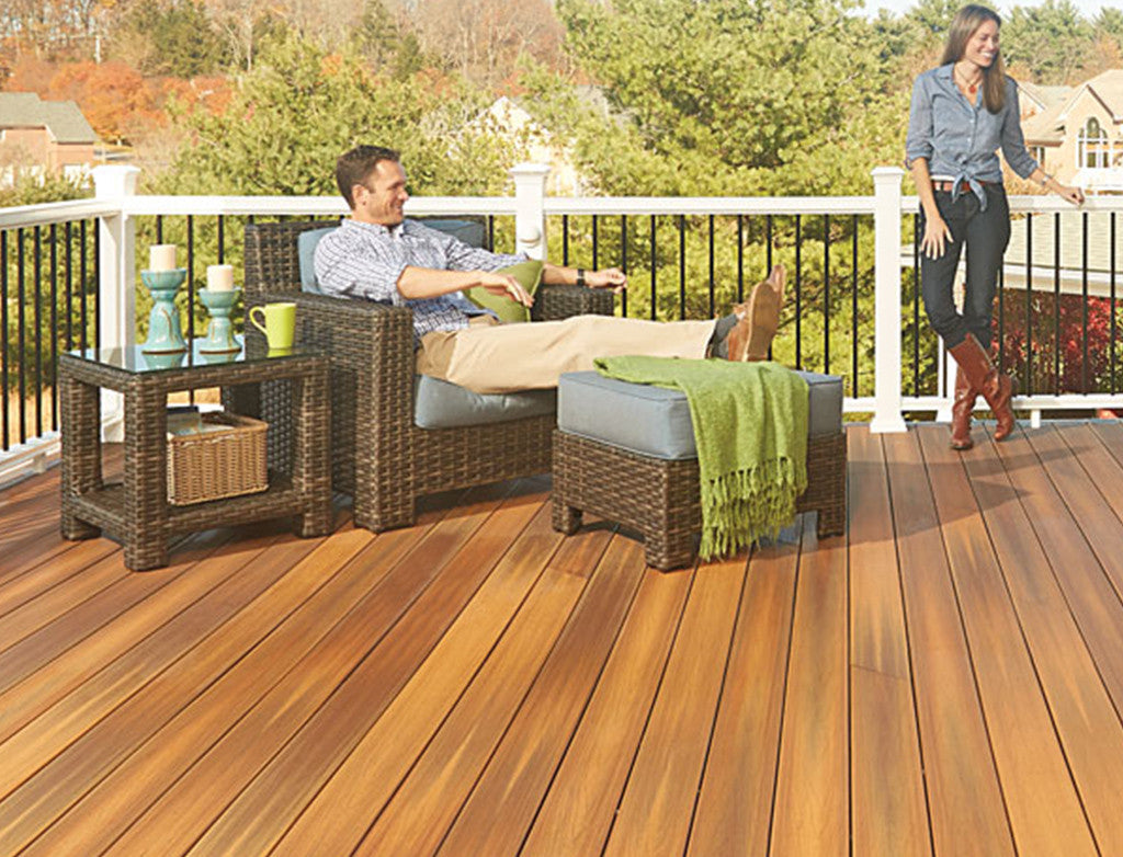 Fiberon Composite and PVC Decking
