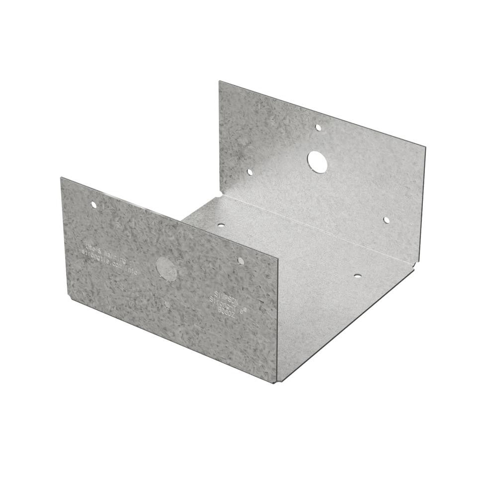 Simpson Strong-Tie BC40Z 4x4 Half Base