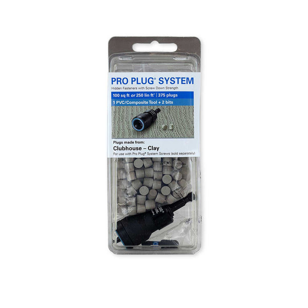 Pro Plug Clubhouse 375 Count Plug Kit (Plug Only)