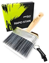 "Perdura Rapid Stain 5"" Stain Brush"