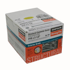 Simpson Strong-Drive #10x1-1/2in. 100 Count