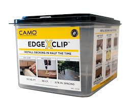 Camo Edge X clips 50sqft
