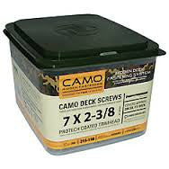 Camo ProTech Screws 2-3/8""