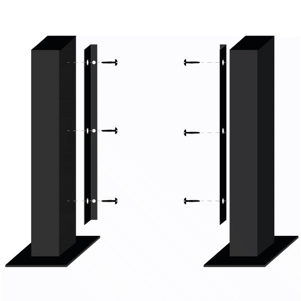 Hideaway Screens Mounting Bracket 2-pack