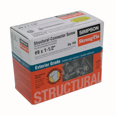 Simpson Strong-Drive #9X1-1/2IN. 100 COUNT