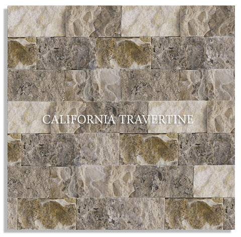 ANTICO ONYX SPLIT FACE TRAVERTINE