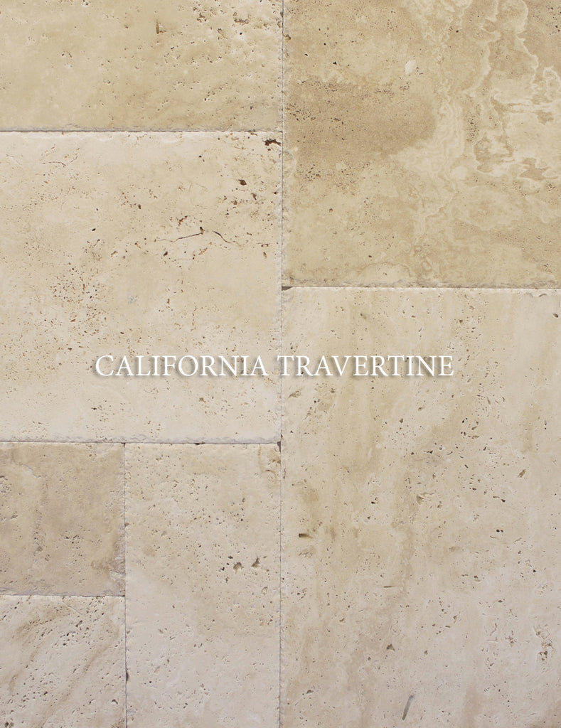 Ivory travertine tile california travertine classic light ivory french versailles pattern tumbled travertine dailygadgetfo Image collections
