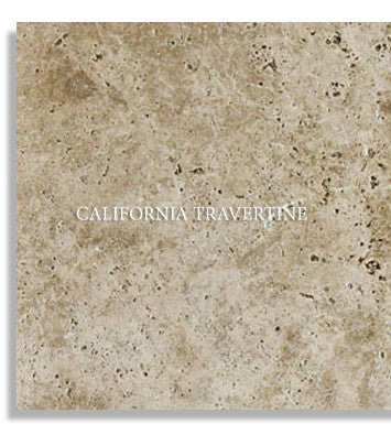 WALNUT FRENCH/ VERSAILLES PATTERN TUMBLED TRAVERTINE