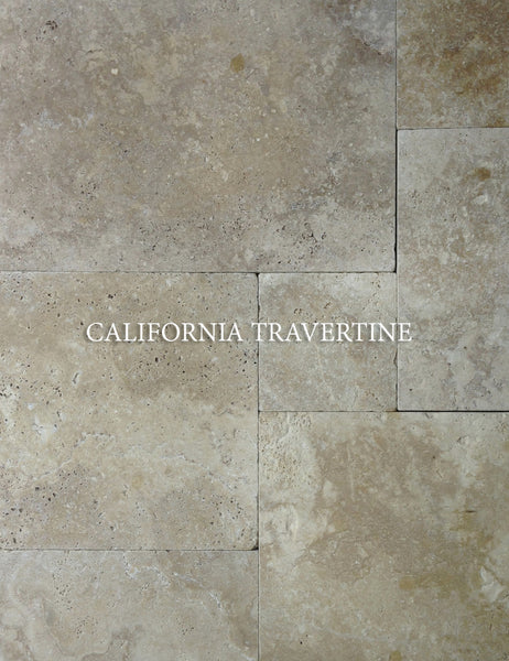 ENGLISH WALNUT FRENCH/ VERSAILLES PATTERN TUMBLED PAVER
