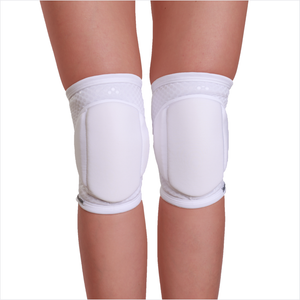 Queen Knee Pads White Sticky Grip