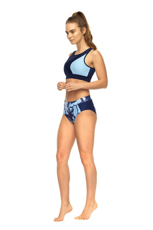 Active Creatures Vice Dance Short Blue