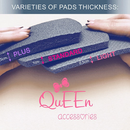 Queen Knee Pad Replacements