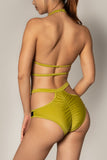 RIOT - SUCCUBUS BOTTOM - OLIVE GREEN
