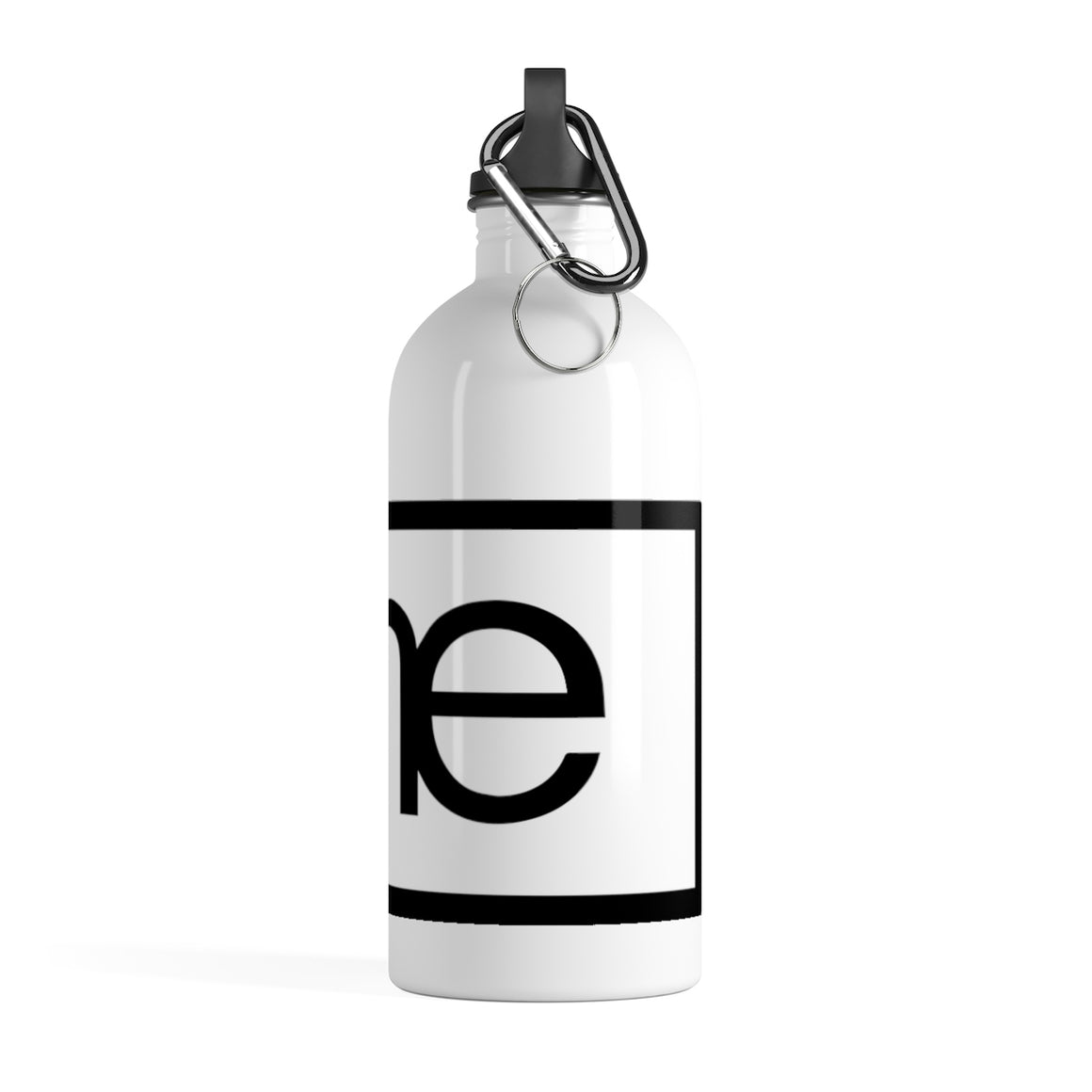ONE Branded Stainless Steel Water Bottle