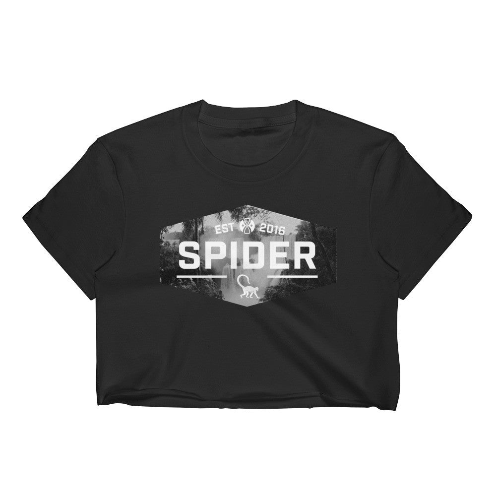 Spider Monkey Crop