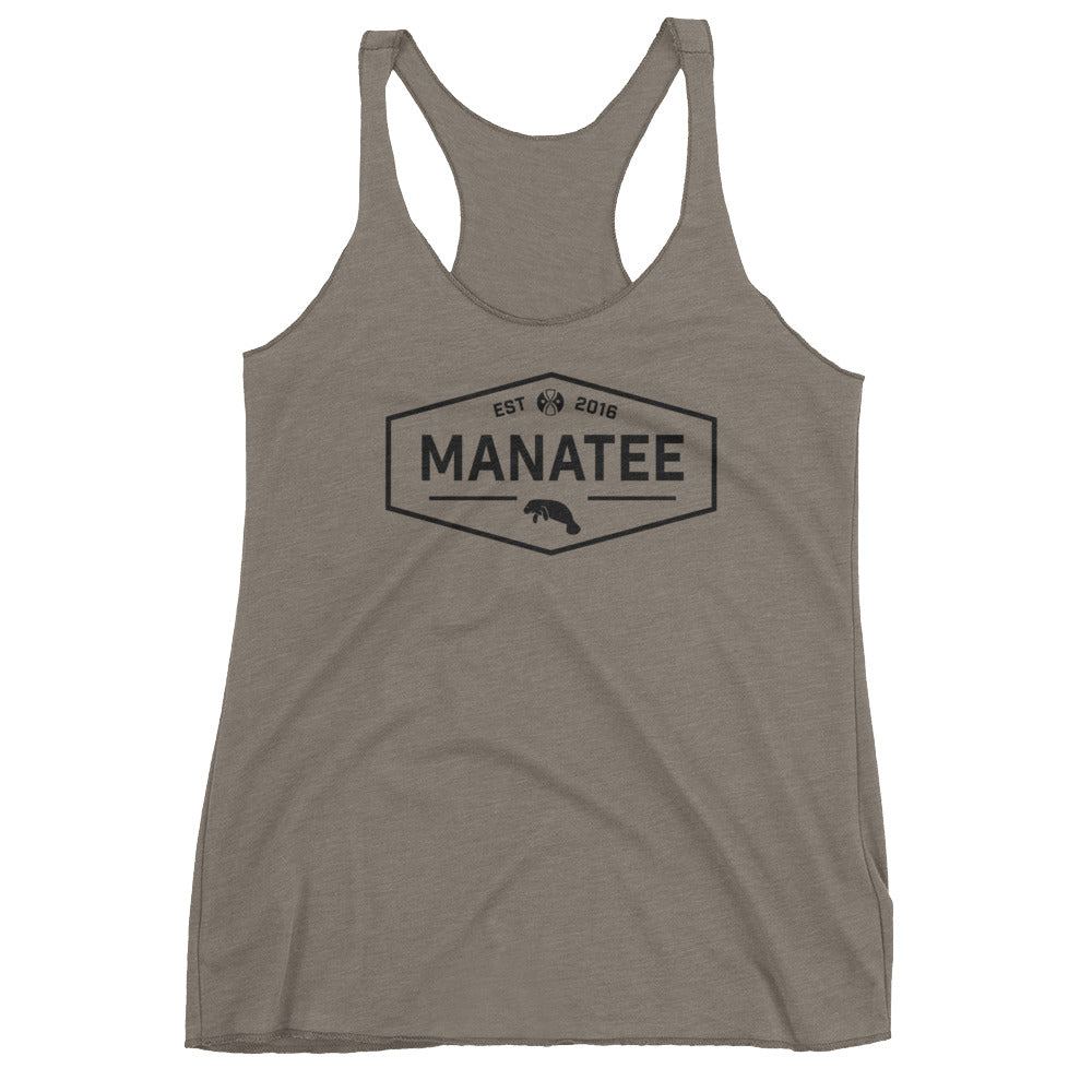 Classic Gals Manatee Racer Tank