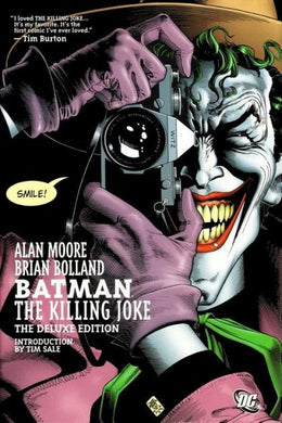 Batman: The Killing Joke #1: The Killing Joke