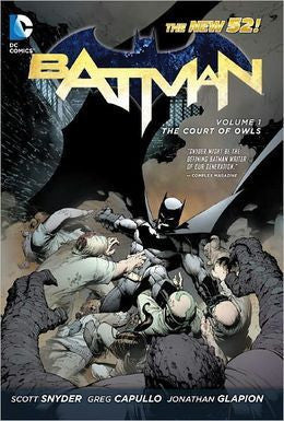Batman, Vol. 2    #1: The Court Of Owls