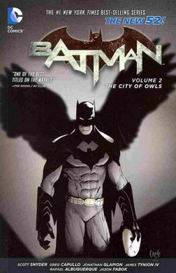 Batman, Vol. 2    #2: The City Of Owls