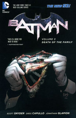Batman, Vol. 2    #3: Death Of The Family
