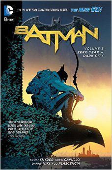 Batman, Vol. 2    #5: Zero Year - Dark City