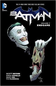 Batman, Vol. 2    #7: Endgame