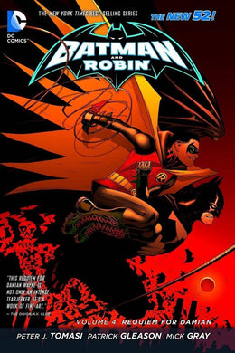 Batman and Robin, Vol. 2    #4