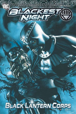 Blackest Night: Black Lantern Corps #1