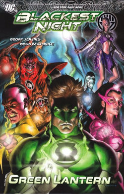 Blackest Night: Green Lantern : Green Lantern, Vol. 4 #43-52
