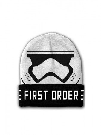 Star Wars - First Order Stormtrooper Beanie