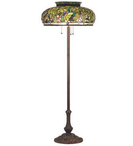 "65""H Grape Floor Lamp"