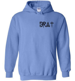 BRAT™ Heavy Blend Ladies' Pull-Over Hoodie