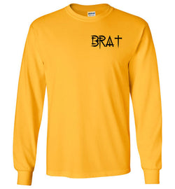 BRAT™ Ladies Long Sleeve Tee Shirt