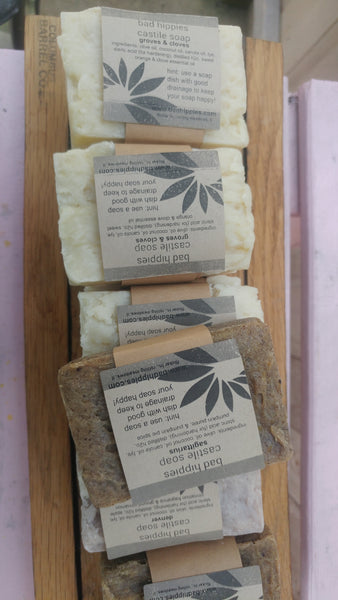 Castile soap? Why? Because it is awesome!!!