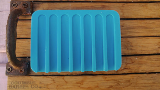 silicone soap dish - Bad Hippies