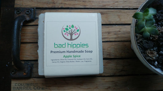 apple spice - Bad Hippies