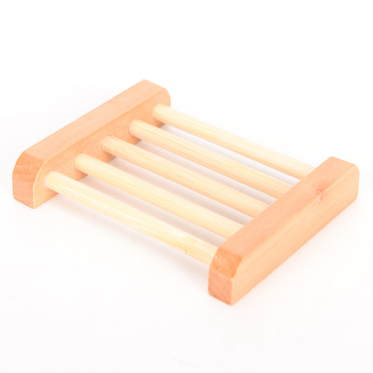 Trendy Wooden Soap Dish