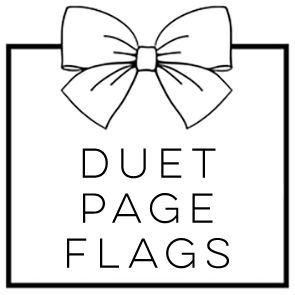 Duet Page Flags
