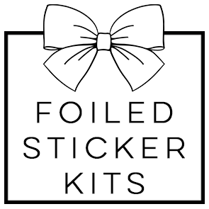 Foiled Sticker Kits