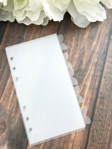 Bow Divider Tabs Modular System - Planner Press