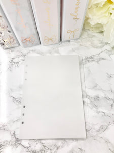 Monthly Dividers for Ringbound Planners - Planner Press