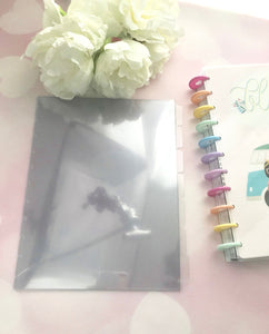 Happy Planner BIG Side Tab Clear Plastic Dividers - Planner Press
