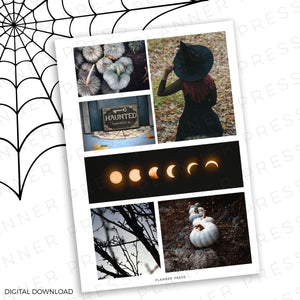 This Is Halloween Digital Dashboard Download
