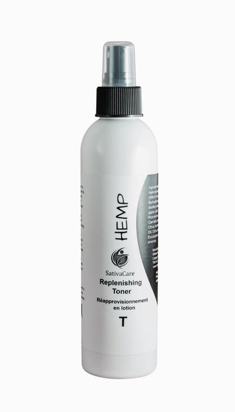 Hemp Replenishing Toner 250ml / 8 oz