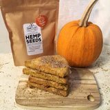 Zyppy Pumpkin Spice Flavoured Hemp Seeds