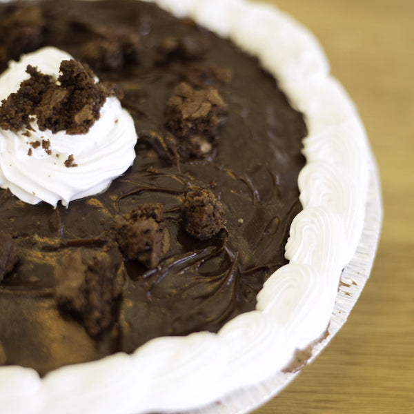 Brownie Fudge Pie